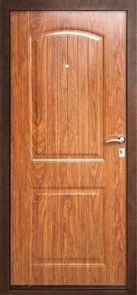 входные классические металлические двери