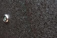 Входная металлическая дверь ФорпостБел. Модель Ф-01. Покрытие полотна снаружи