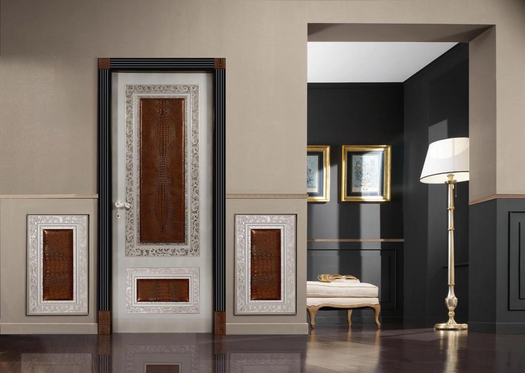 Фасады для декорирования дверей
